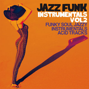 VARIOUS - Jazz Funk Instrumentals Vol 2