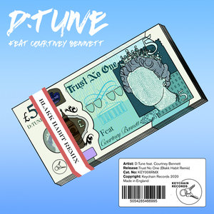 D:TUNE feat COURTNEY BENNETT - Trust No One (Blakk Habit Remix)