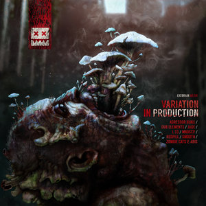 JADE, L 33, MNDSCP, REDPILL, SMOOTH, ZOMBIE CATS DUB ELEMENTS & ABIS AGRESSOR BUNX - Variation In Production (VIP)