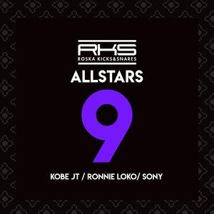 KOBE JT SONY & RONNIE LOKO - RKS Allstars 9