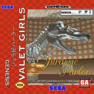 VALET GIRLS - Jurassic Parlor