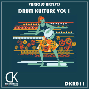 VARIOUS - Drum Kulture Vol 1