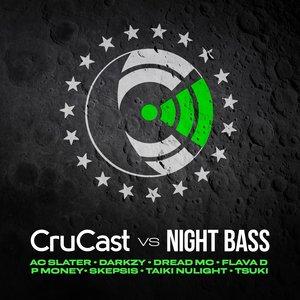 VARIOUS - Crucast vs Night Bass