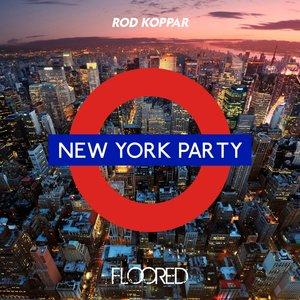 ROD KOPPAR - New York Party