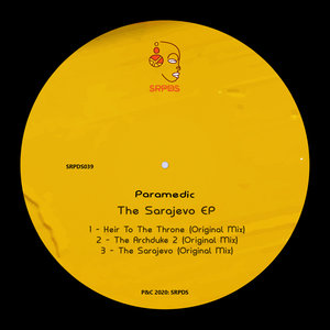 de PARAMEDIC - The Sarajevo EP