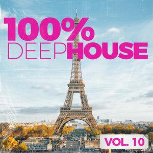 VARIOUS - 100% Deep House Vol 10