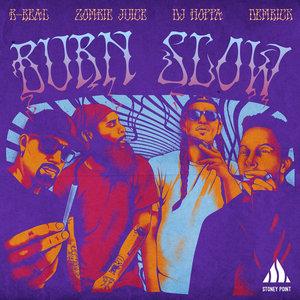 DEMRICK feat ZOMBIE JUICE/B-REAL - Burn Slow (Explicit)