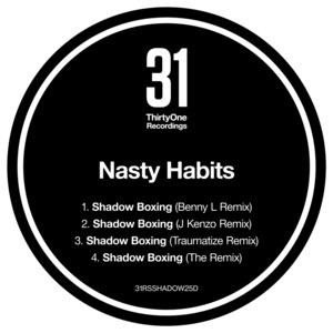NASTY HABITS - Shadow Boxing 25th Anniversary Remixes
