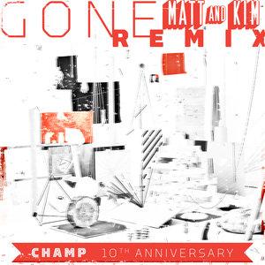 TOKYO POLICE CLUB - Gone (Matt & Kim Remix)