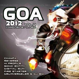 VARIOUS - Goa 2012 Vol 4