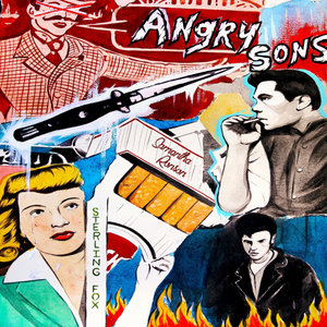 STERLING FOX/SAMANTHA RONSON - Angry Sons