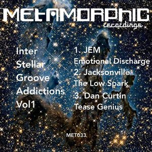JEM/JACKSONVILLE/DAN CURTIN - Interstellar Groove Addictions Vol 1