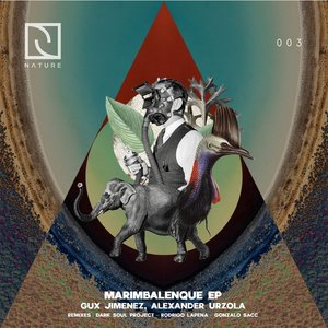 GUX JIMENEZ/ALEXANDER URZOLA - Marimbalenque