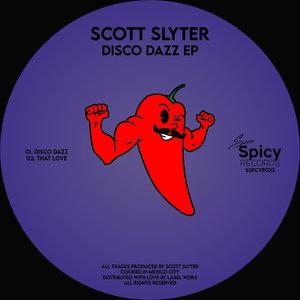 SCOTT SLYTER - Disco Dazz