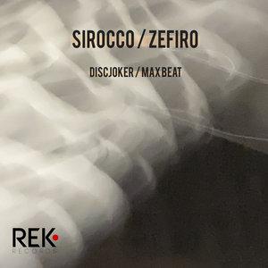 DISCJOKER/MAX BEAT - Sirocco/Zefiro