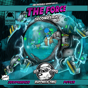 THE FORCE - Second Sight EP
