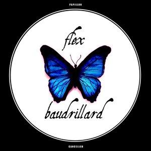FLEX BAUDRILLARD - Papillon