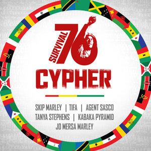 SKIP MARLEY/TIFA/AGENT SASCO/TANYA STEPHENS/JO MERSA MARLEY/KABAKA PYRAMID - Survival 76 Cypher