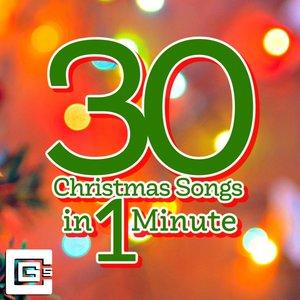 CG5 - 30 Christmas Songs In 1 Minute