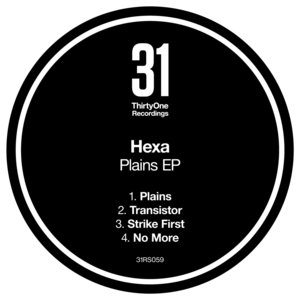 HEXA - Plains EP