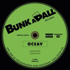 OCSAV - Essential Funk EP