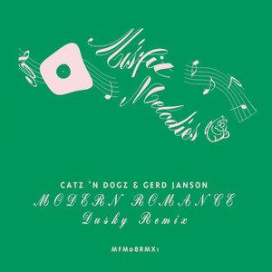 CATZ 'N DOGZ/GERD JANSON - Modern Romance (Dusky Remix)