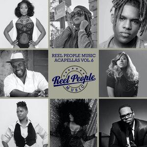 VARIOUS - Reel People Music Acapellas Vol 6