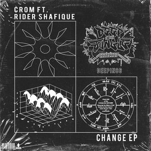 CROM FEAT RIDER SHAFIQUE - Change