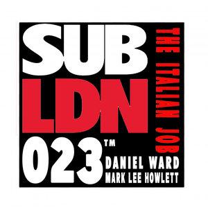 DANIEL WARD/MARK LEE HOWLETT - The Italian Job EP