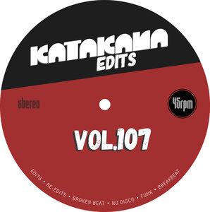 DJ LAUREL - Katakana Edits Vol 107