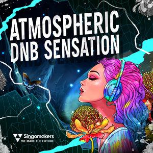 SINGOMAKERS - Atmospheric DnB Sensation (Sample Pack WAV/APPLE/LIVE/REASON)