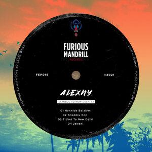 ALEXNY - Istanbul To New Delhi EP