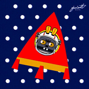 LAZERCHOKE - Gagarin Poletel (Mixes)