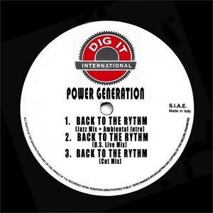 POWER GENERATION - Back To The Rythm
