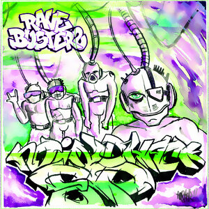 RAVE BUSTERZ - Mind Hack EP