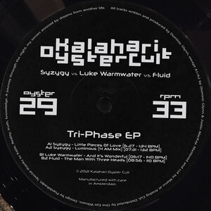 SYZYGY/LUKE WARMWATER - Tri-Phase