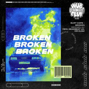 BURT COPE - Broken