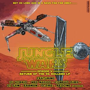 VARIOUS - Jungle Wars: Episode V - Return Of The 96 Rollers LP