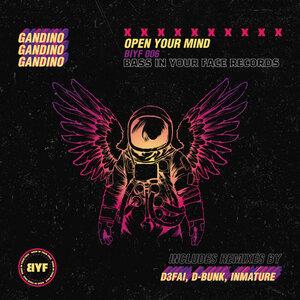 GANDINO - Open Your Mind