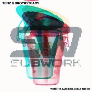 TENZ/BROCKSTEADY - Watch Ya Bass Bins/Hold The Ice
