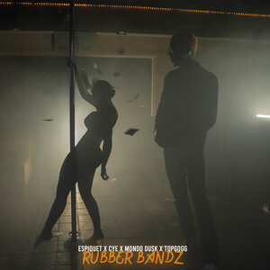 TOPGOGG/ESPIQUET/MONDO DUSK/CYE - Rubber Bandz