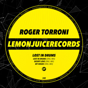 ROGER TORRONI - Lost In Drums