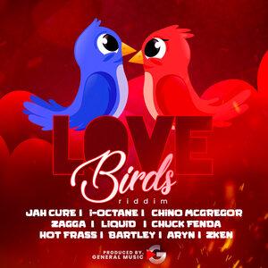 VARIOUS - Love Birds Riddim