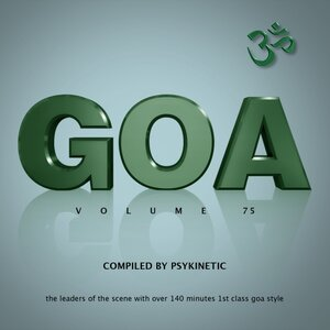 PSYKINETIC/VARIOUS - Goa Vol 75