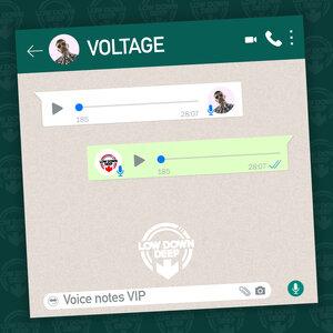 VOLTAGE - Voice Notes VIP