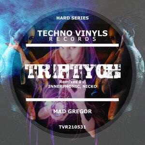 MAD GREGOR - Triptych