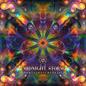 MIDNIGHT STORM - Party Psychedelic (Explicit)