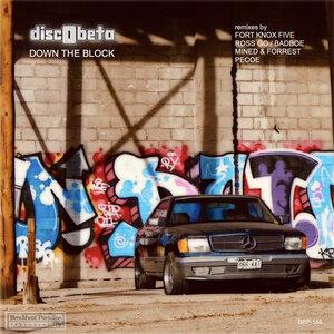 DISCOBETA - Down The Block EP