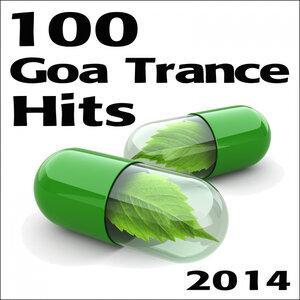 VARIOUS - Goa 100 Goa Trance Hits 2014