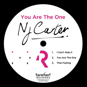 NJ Carter - You Are The One